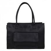 """Cowboysbag Bag Parham Schoudertas 15.6"""" Black 2046"""