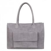 "Cowboysbag Bag Parham Schoudertas 15.6"" Grey 2046"