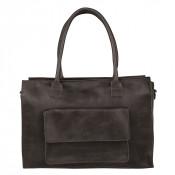 "Cowboysbag Bag Parham Schoudertas 15.6"" Storm Grey 2046"