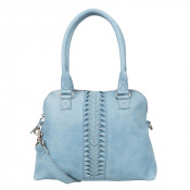 Cowboysbag Bag Pennyhill Schoudertas Milky Blue 2043