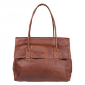Cowboysbag Bag Sheffield Schoudertas 1079 Cognac