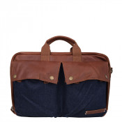 "Cowboysbag Bag Conway Laptoptas 15.6"" Cognac 2022"
