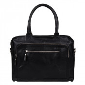 "Cowboysbag Bag Montreal Laptoptas 15.6"" Black 1965"