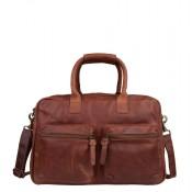 Cowboysbag Schoudertas The Bag 1030 Cognac