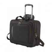 Travelite CrossLite Business Wheeler Black