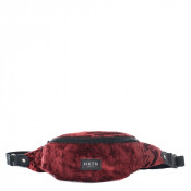 HXTN Supply One Bumbag Heuptas Crushed Velvet Berry