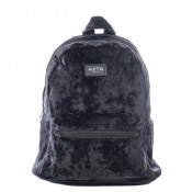 HXTN Supply One Mini Rugzak Crushed Velvet Black