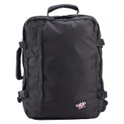 CabinZero Classic 44L Ultra Light Cabin Absolute Black