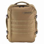 CabinZero Military 36L Lightweight Adventure Bag Desert Sand