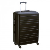 Delsey Carlit 4 Wheel Trolley 76 Black