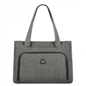 "Delsey Esplanade Business Shopping Bag 14.1"" Anthracite"