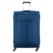 Delsey Maloti Trolley 4 Wheel Exp 78 Navy