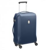 Delsey Misam Cabin Trolley 4 Wheel 55 Blue