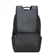 """Delsey Montgallet 2-Cpt Backpack 15.6"""" Silver"""