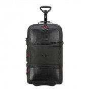 Delsey Montsouris Trolley 2-Cpt 68 Expandable Black