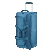Delsey U-Lite Classic 2 Trolley Duffle Bag 70 Cyan Blue