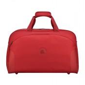 Delsey U-Lite Classic 2 Cabin Duffle Bag 50 Red