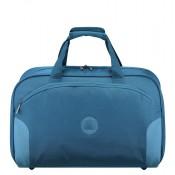 Delsey U-Lite Classic 2 Cabin Duffle Bag 50 Cyan Blue