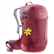 Deuter Futura 26 SL Backpack Cardinal/ Cranberry