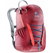 Deuter GoGo XS Backpack Cranberry/ Coral