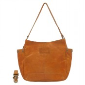 DSTRCT Northfields Way Handbag Schoudertas Cognac 221130