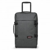 Eastpak Tranverz S Trolley Black Denim TSA