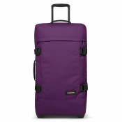 Eastpak Tranverz M Trolley Power Purple TSA