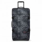 Eastpak Tranverz M Trolley Leaves Black TSA