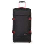 Eastpak Tranverz M Trolley Black-Red TSA