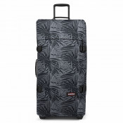 Eastpak Tranverz L Trolley Leaves Black TSA