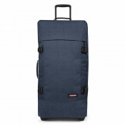 Eastpak Tranverz L Trolley Double Denim TSA