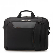 "Everki Advance Laptop Bag Briefcase 17.3"" Black"