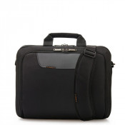 "Everki Advance Laptop Bag Briefcase 16"" Black"