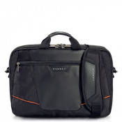 "Everki Flight Laptop Briefcase 16"" Black"