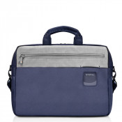 "Everki ContemPRO Commuter Laptop bag Briefcase 15.6"" Navy"
