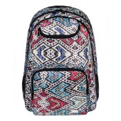 Roxy Shadow Swell Backpack Regata Soaring Eyes