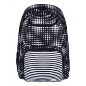 Roxy Shadow Swell Backpack Anthracite Opticity