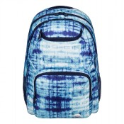 Roxy Shadow Swell Backpack Marshmallow Antares Tie And Dy
