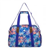 Roxy Sugar It Up Medium Duffle Royal Blue Beyond Love