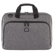 "Delsey Esplanade Laptop Bag 1-CPT 15.6"" Anthracite"