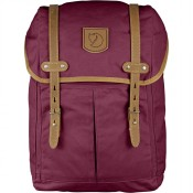 FjallRaven Rucksack No. 21 Medium Rugzak Plum