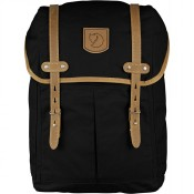 FjallRaven Rucksack No. 21 Medium Rugzak Black