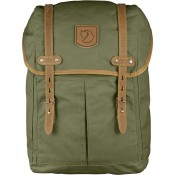 FjallRaven Rucksack No. 21 Medium Rugzak Green