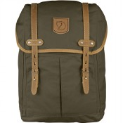 FjallRaven Rucksack No. 21 Medium Rugzak Dark Olive