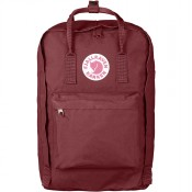 "FjallRaven Kanken Laptop 17"" Rugzak Ox Red"