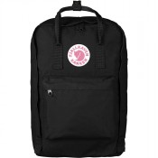 "FjallRaven Kanken Laptop 17"" Rugzak Black"