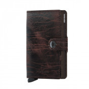 Secrid Mini Wallet Portemonnee Dutch Martin Cacao Brown