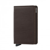 Secrid Slim Wallet Portemonnee Rango Brown Brown