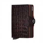 Secrid Twin Wallet Portemonnee Nile Brown
