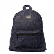 HXTN Supply One Mini Rugzak Glitter Denim Navy